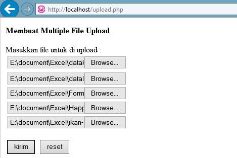 multiple upload file